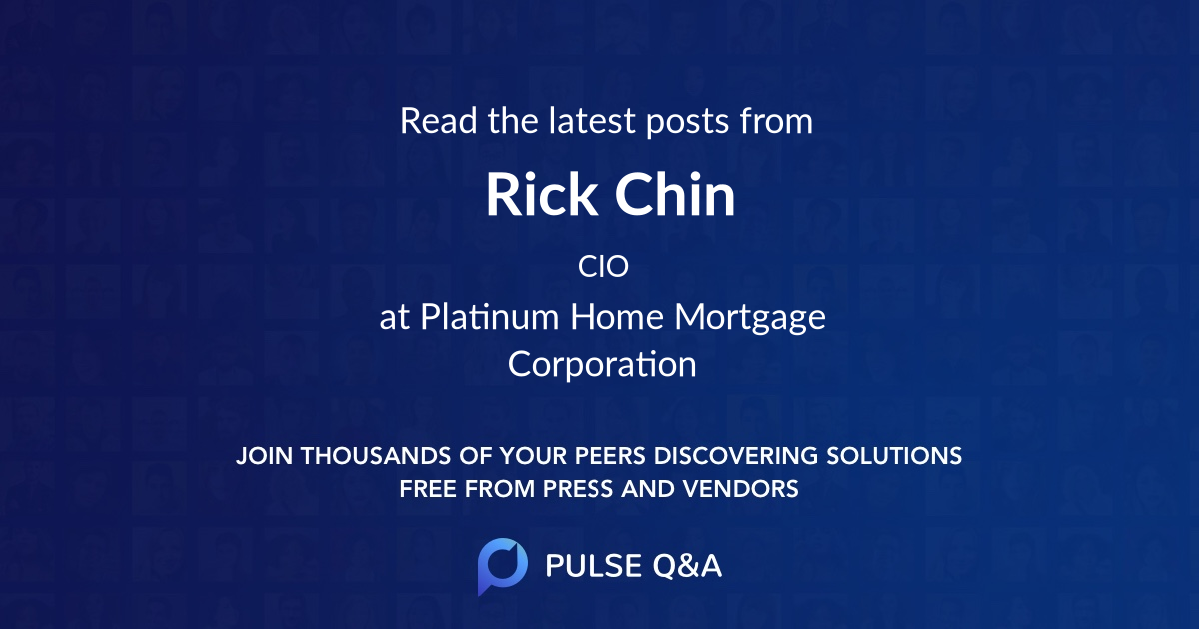 Rick Chin