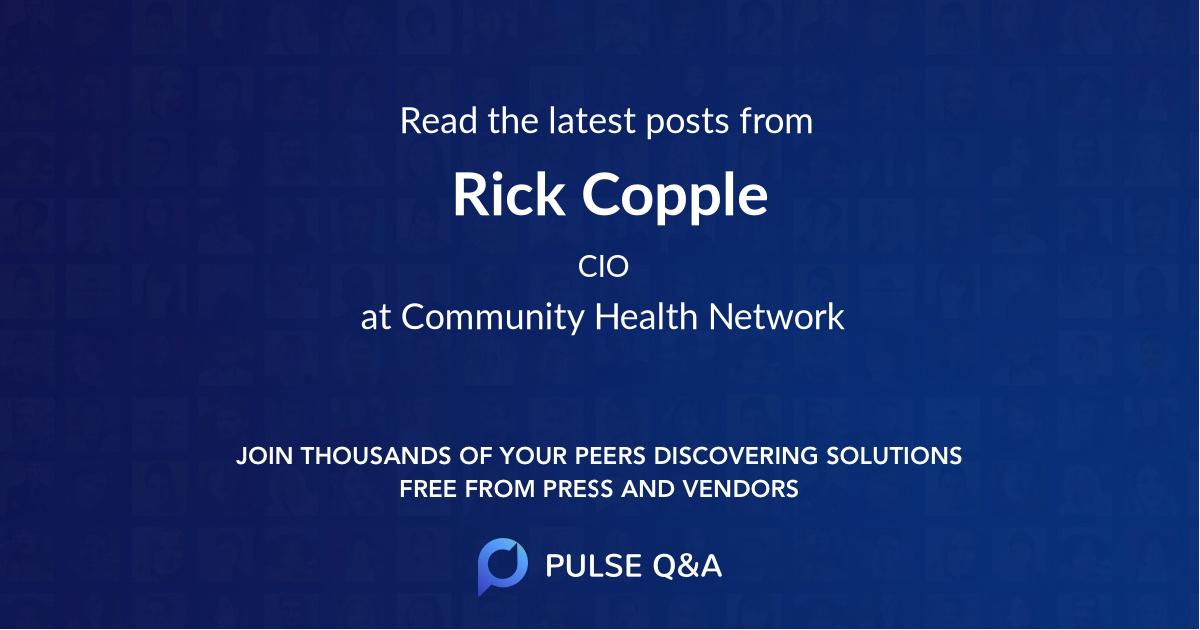 Rick Copple