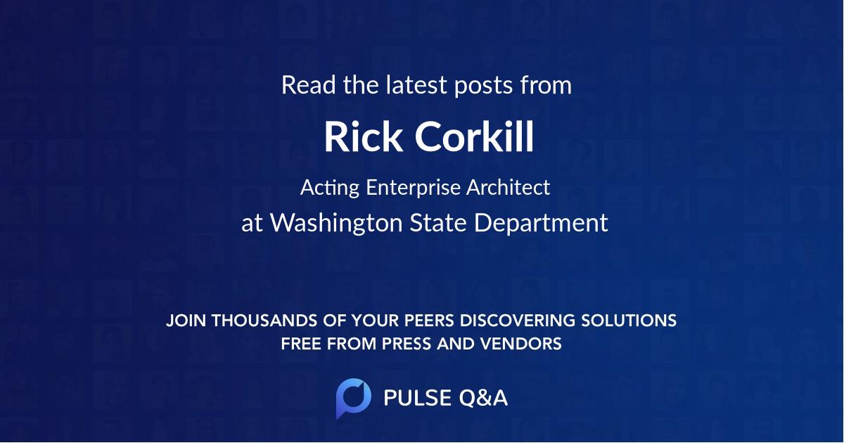 Rick Corkill