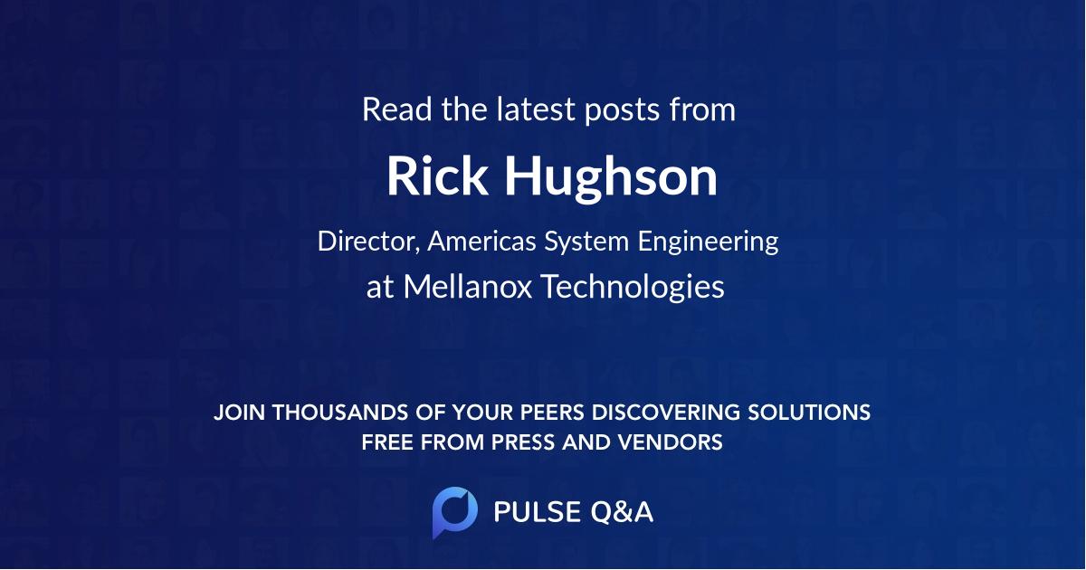 Rick Hughson