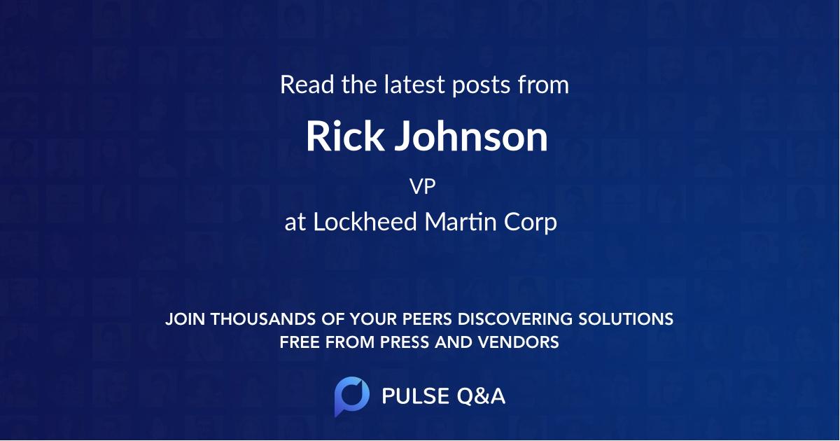 Rick Johnson