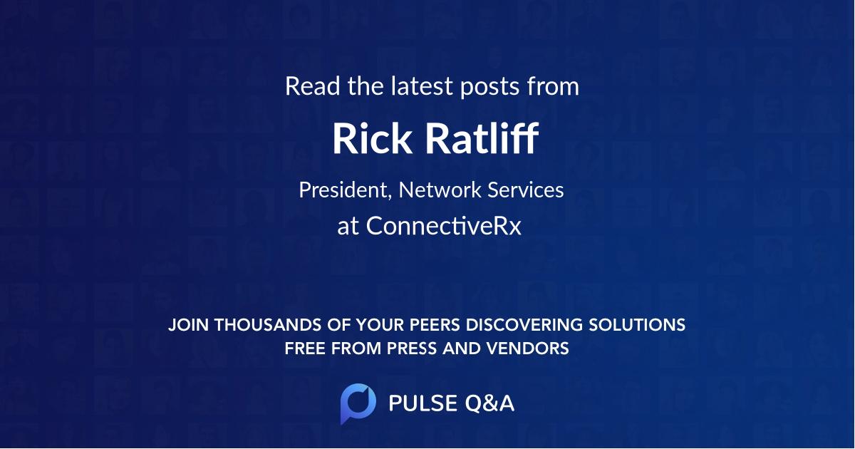 Rick Ratliff