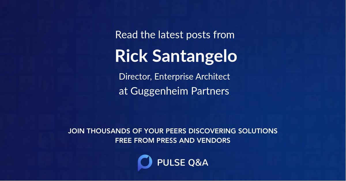 Rick Santangelo