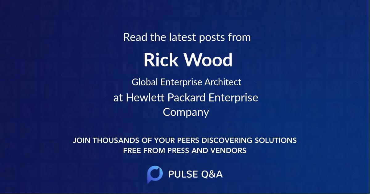 Rick Wood