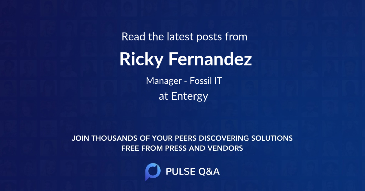 Ricky Fernandez