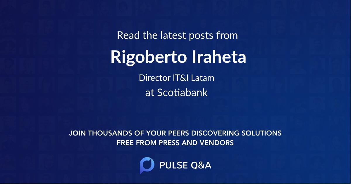 Rigoberto Iraheta