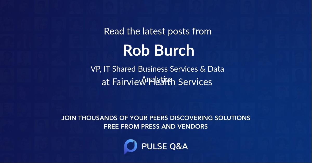 Rob Burch