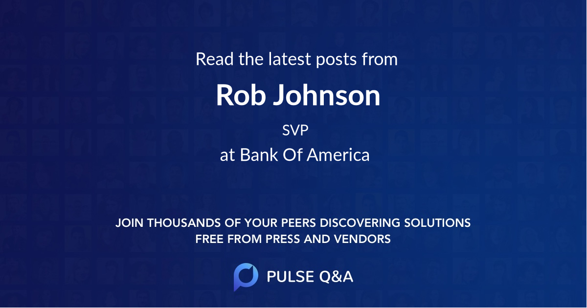 Rob Johnson