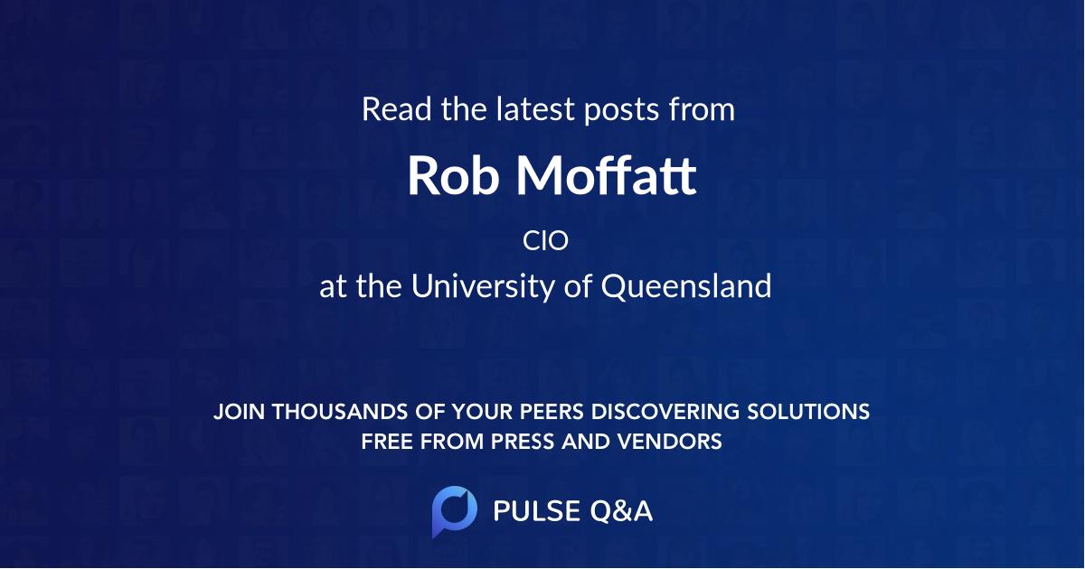 Rob Moffatt