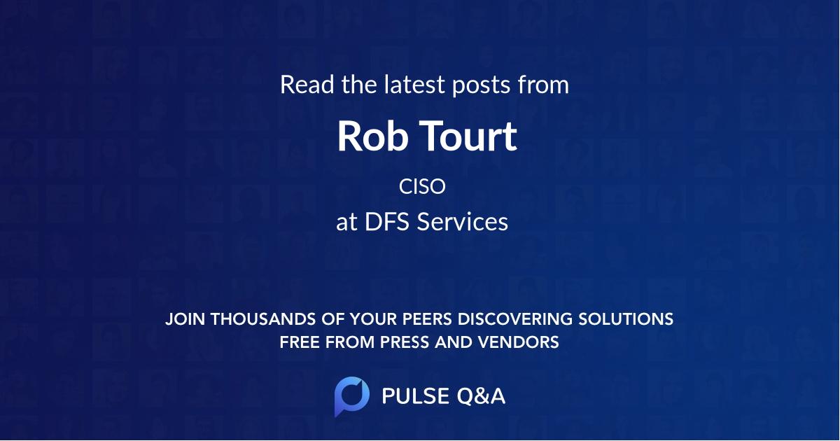 Rob Tourt