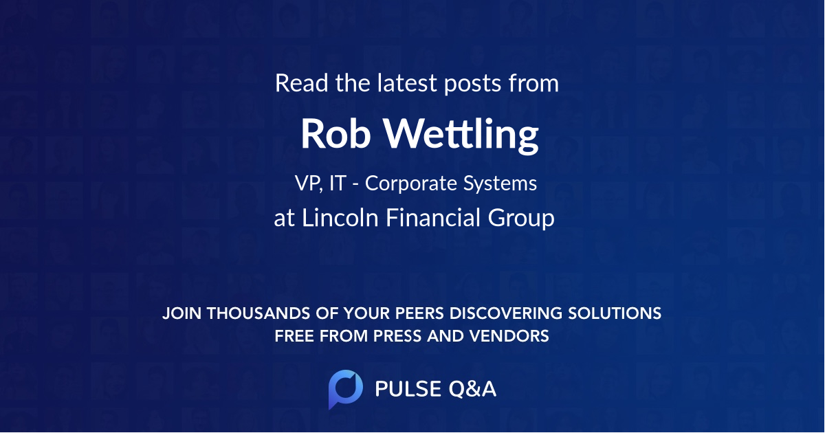 Rob Wettling