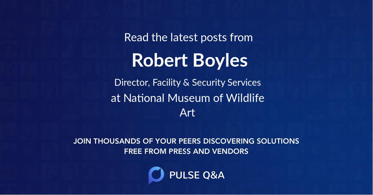 Robert Boyles