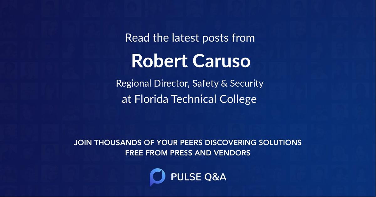 Robert Caruso