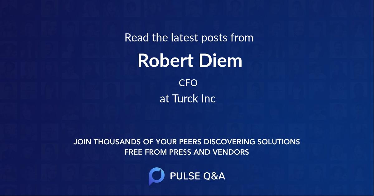 Robert Diem