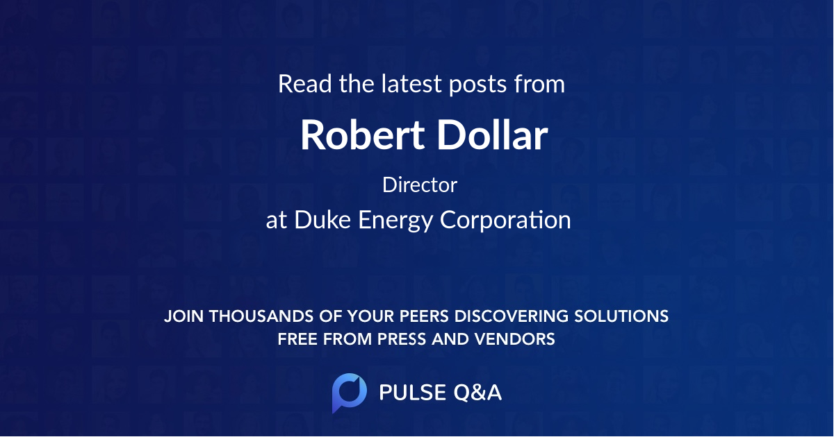 Robert Dollar