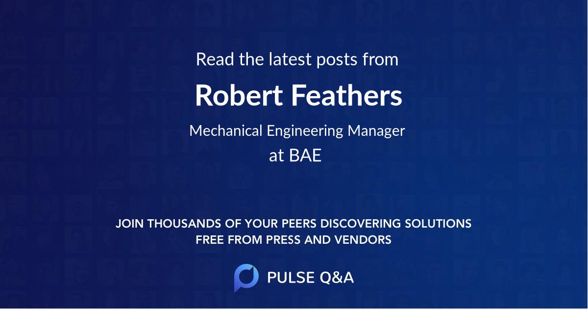 Robert Feathers