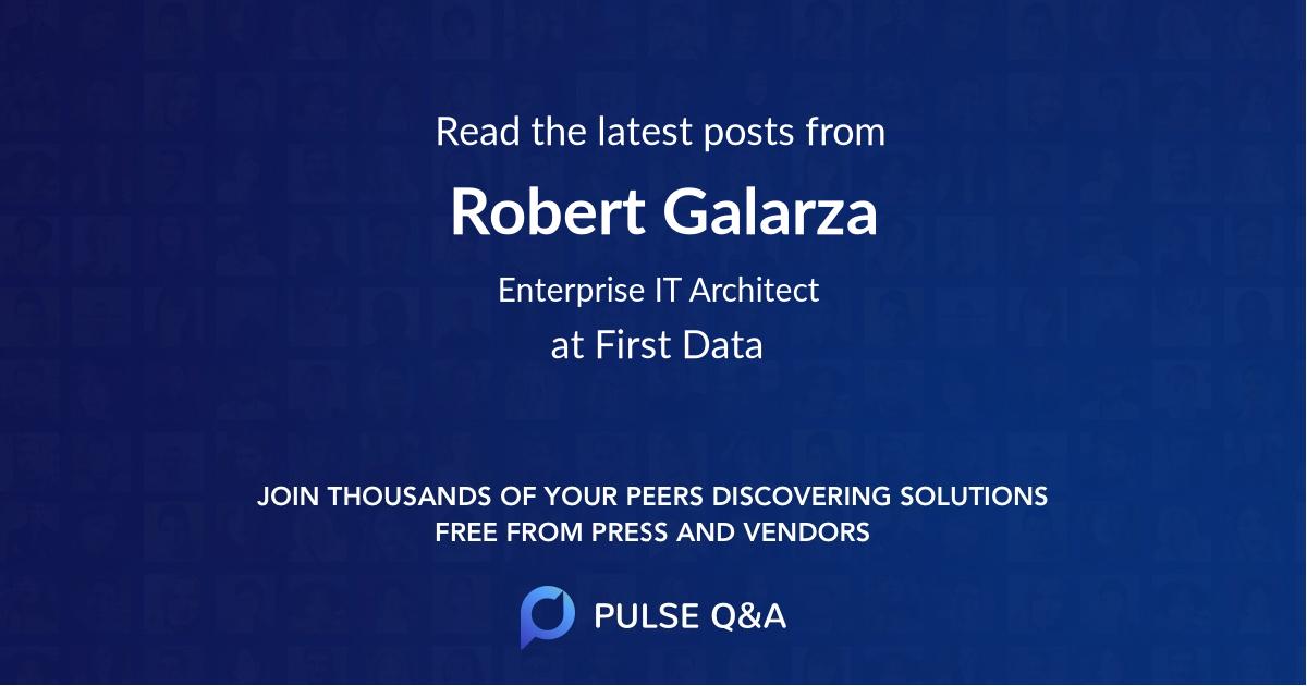 Robert Galarza