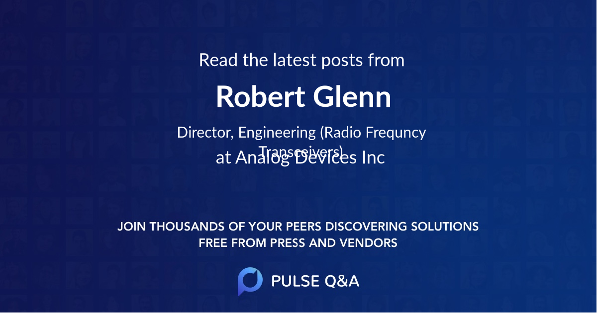 Robert Glenn