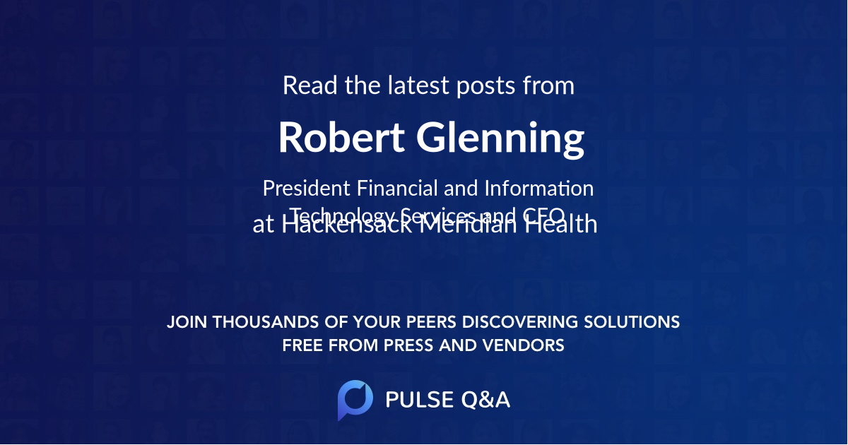 Robert Glenning