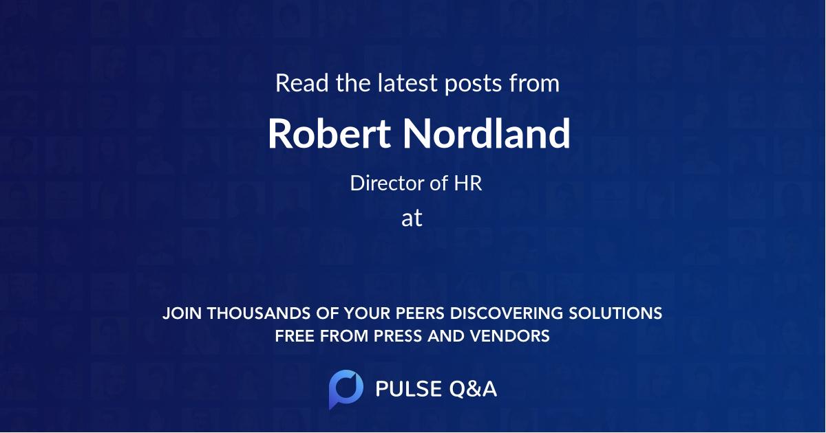 Robert Nordland