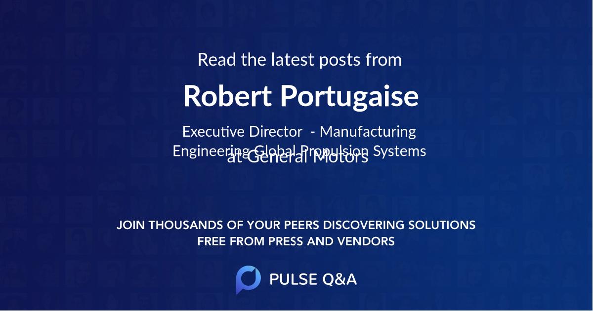 Robert Portugaise
