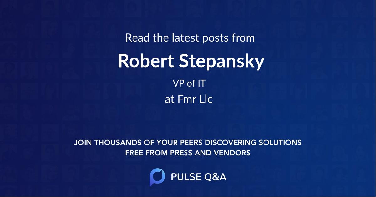 Robert Stepansky