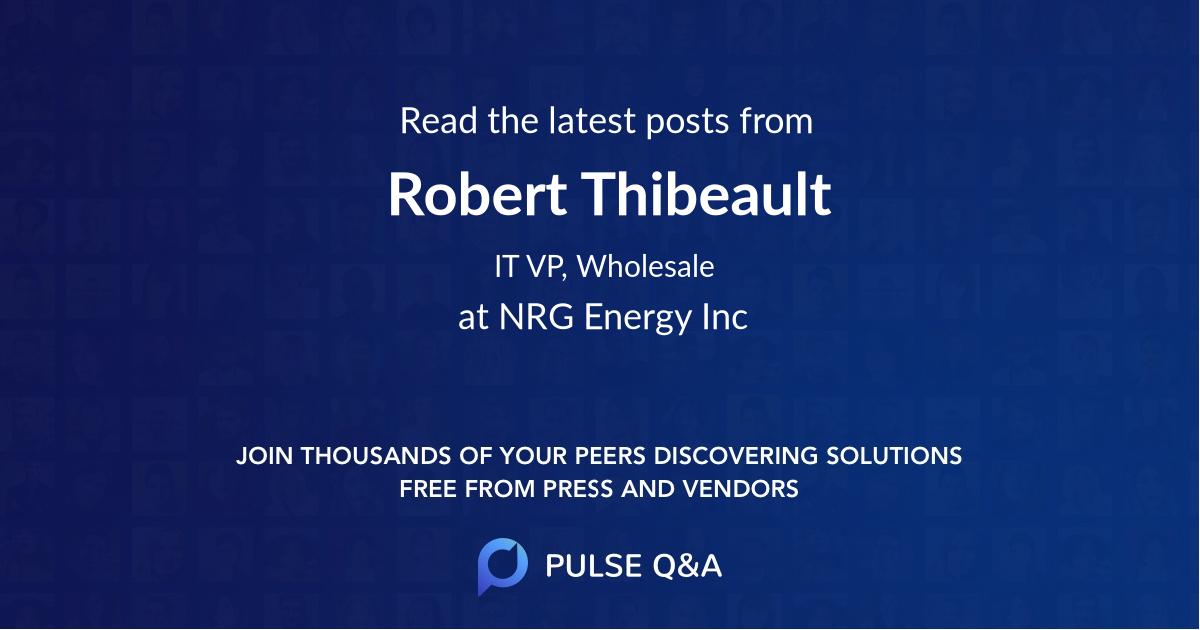 Robert Thibeault