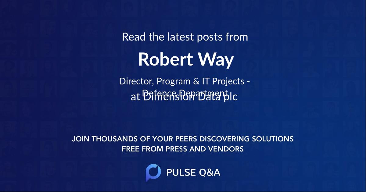 Robert Way