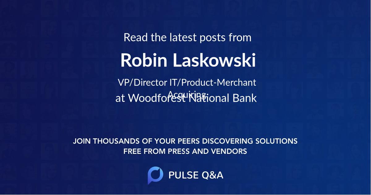 Robin Laskowski