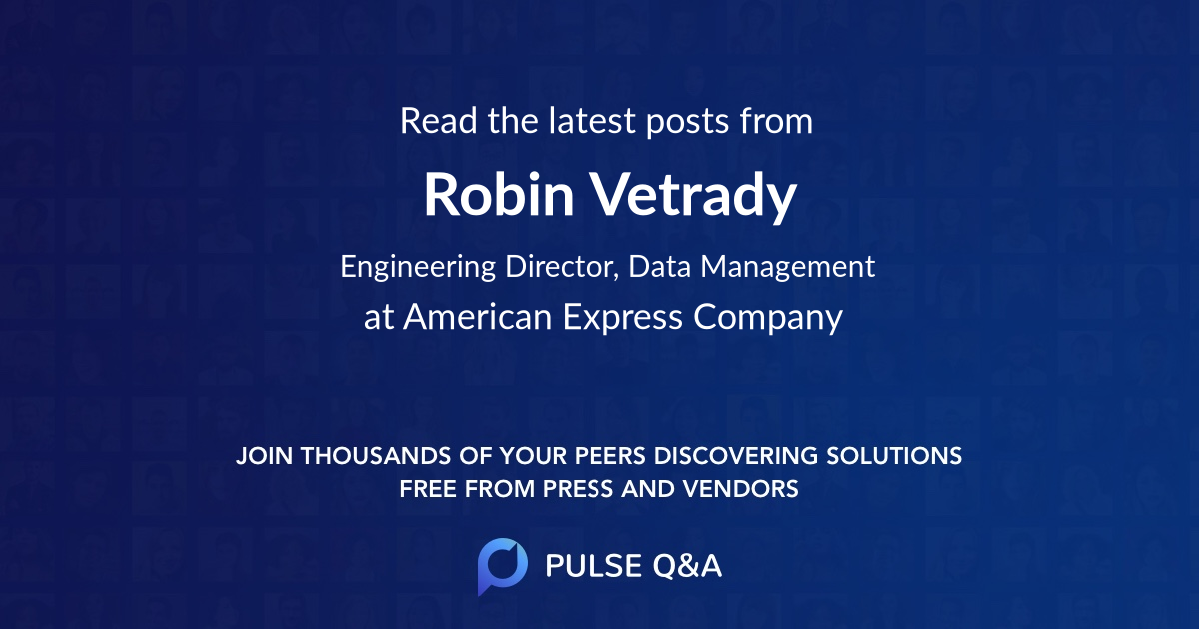 Robin Vetrady