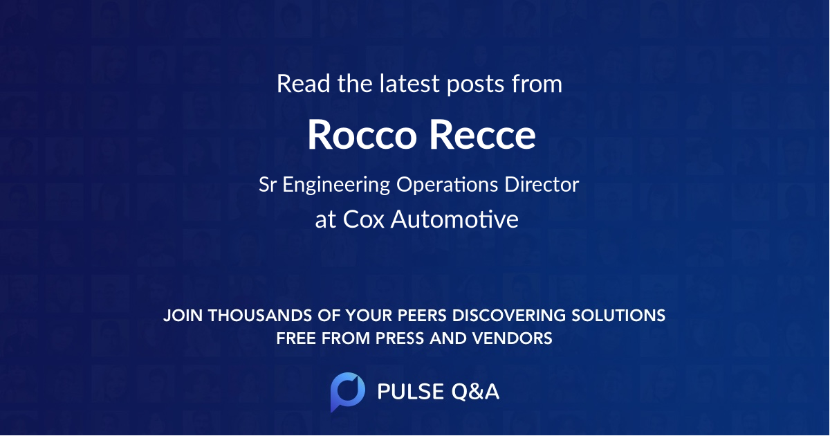 Rocco Recce