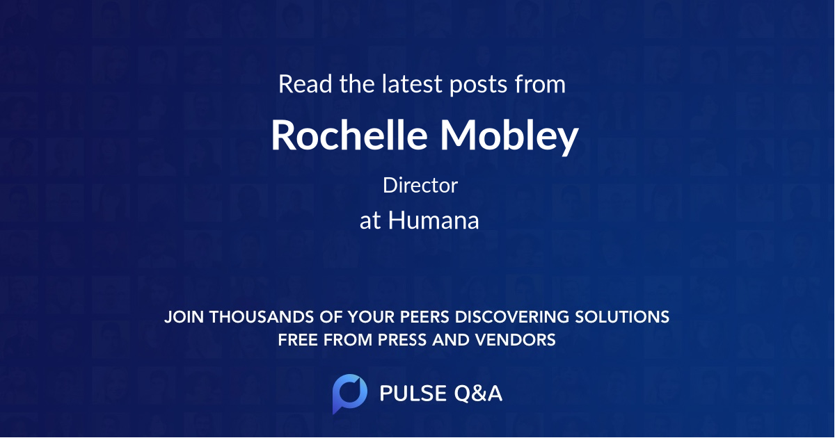Rochelle Mobley