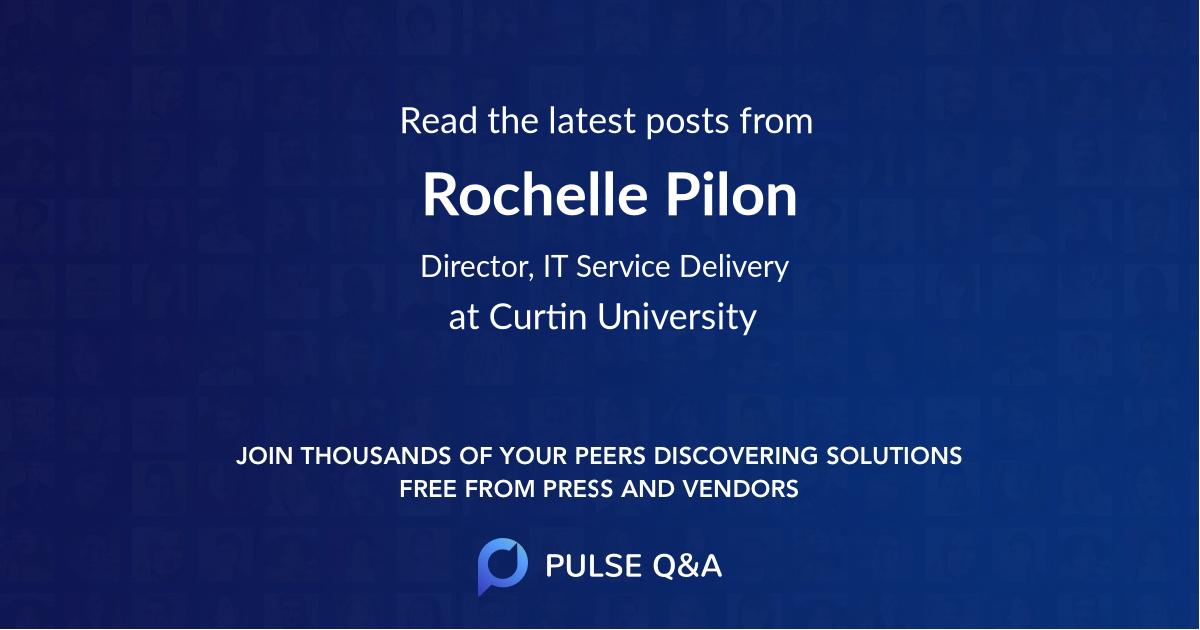 Rochelle Pilon