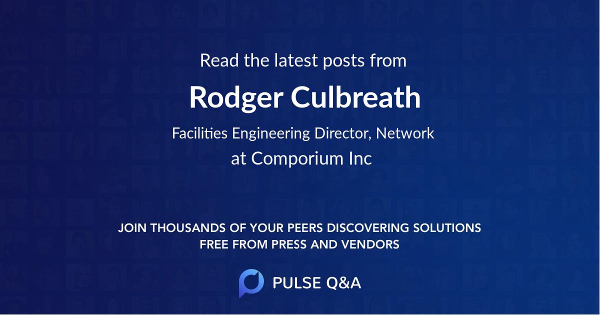 Rodger Culbreath