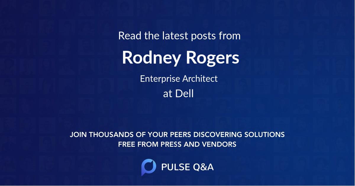 Rodney Rogers