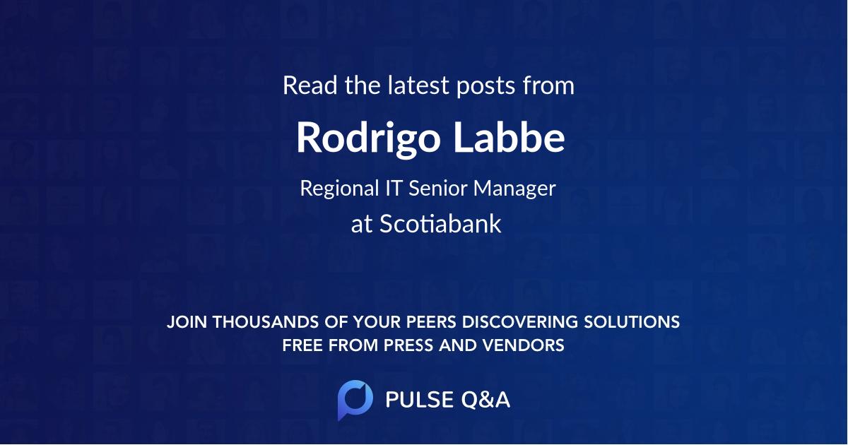 Rodrigo Labbe