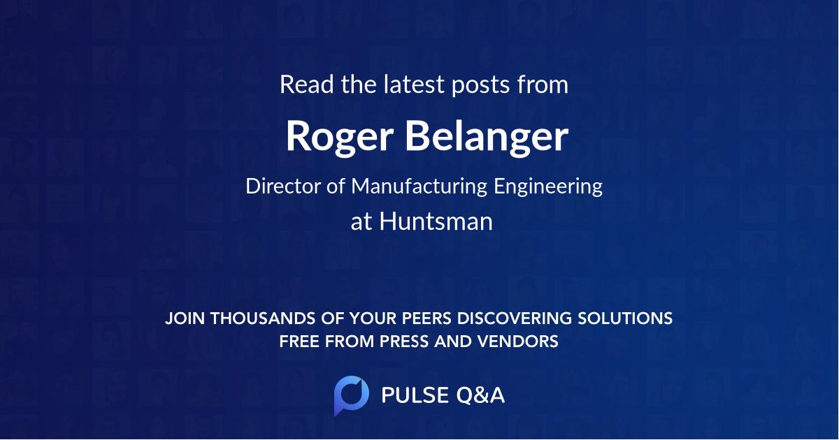 Roger Belanger