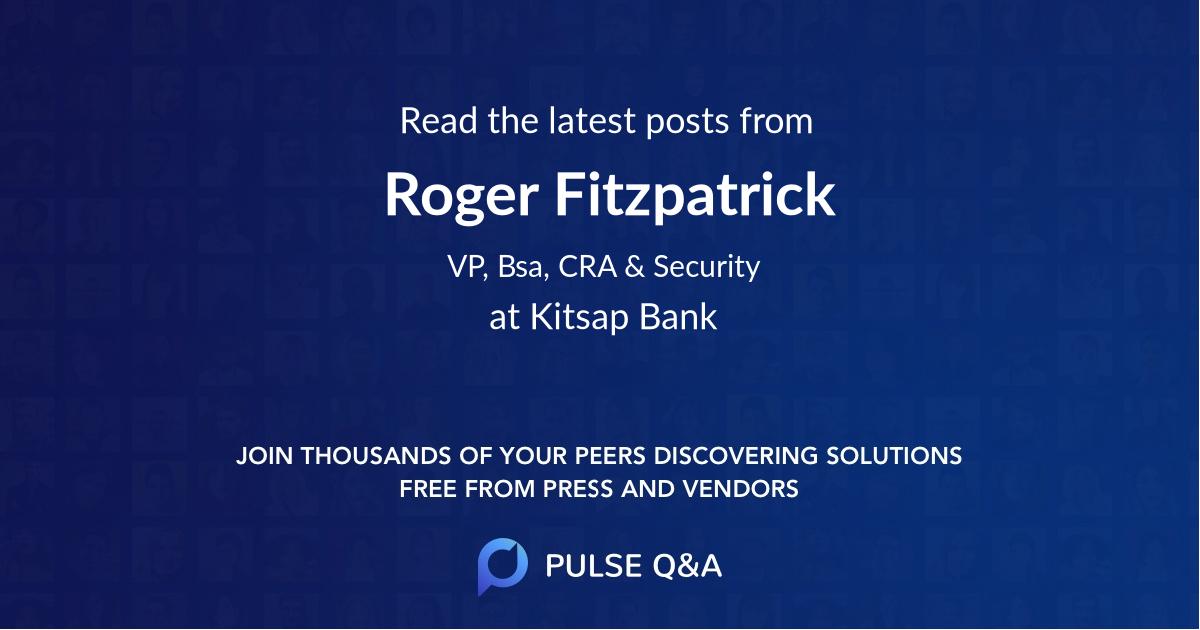 Roger Fitzpatrick