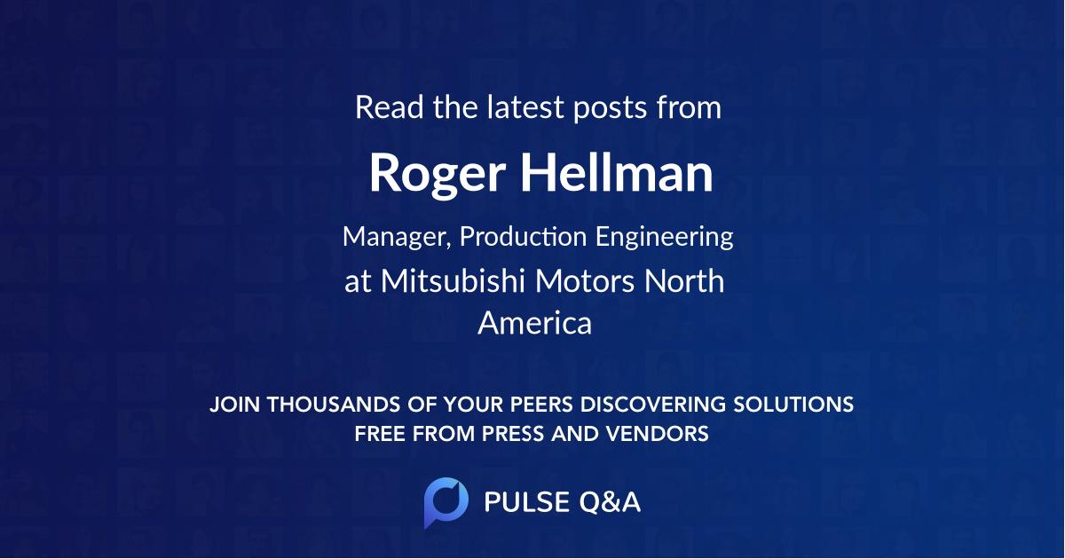 Roger Hellman