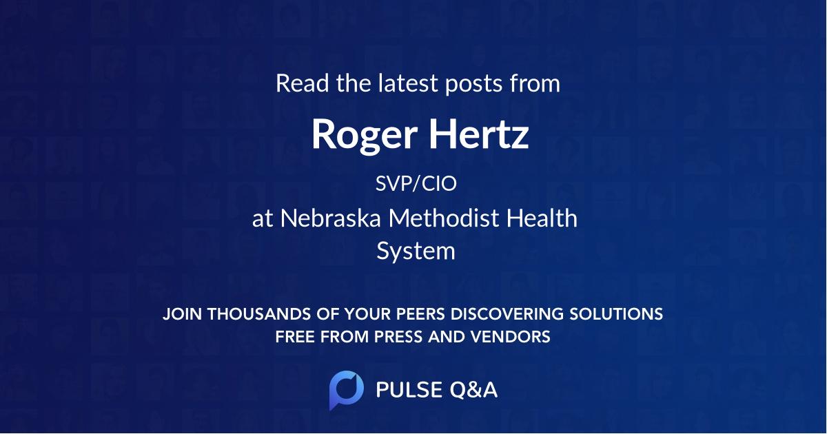 Roger Hertz