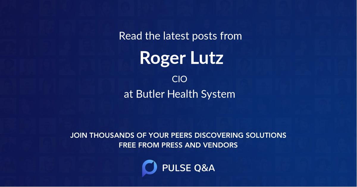 Roger Lutz
