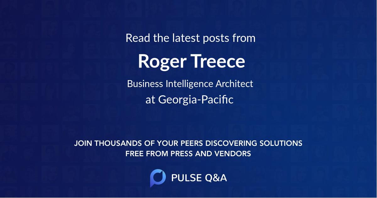 Roger Treece