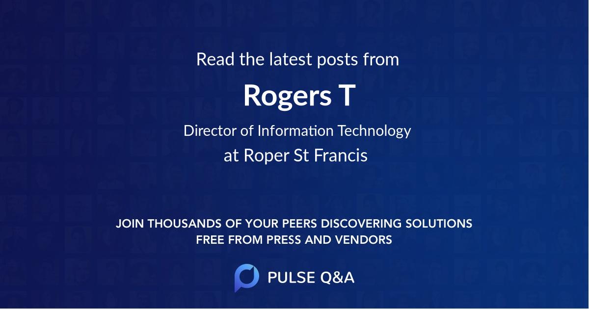 Rogers T