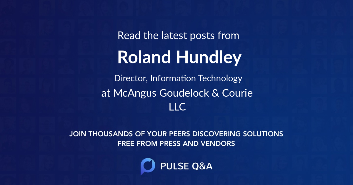 Roland Hundley