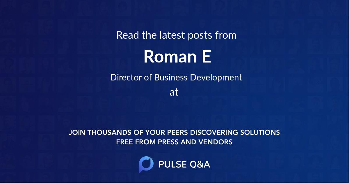 Roman E