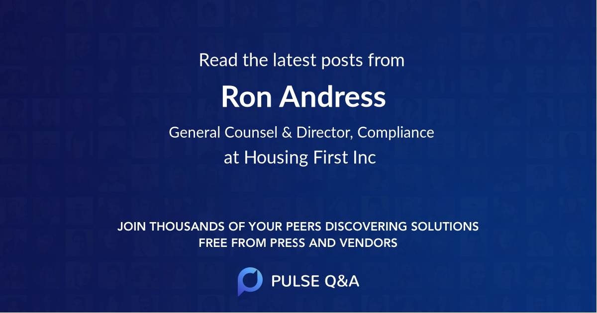 Ron Andress