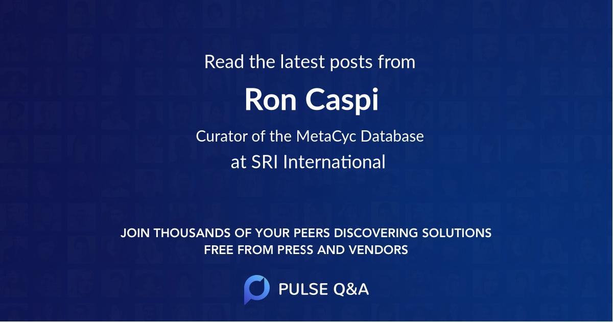 Ron Caspi