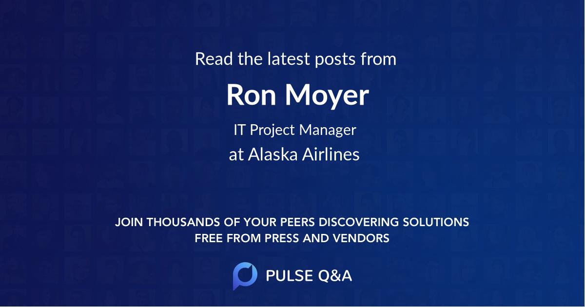 Ron Moyer