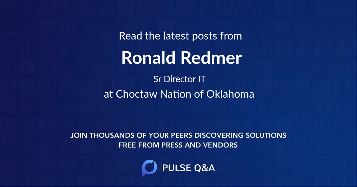 Ronald Redmer
