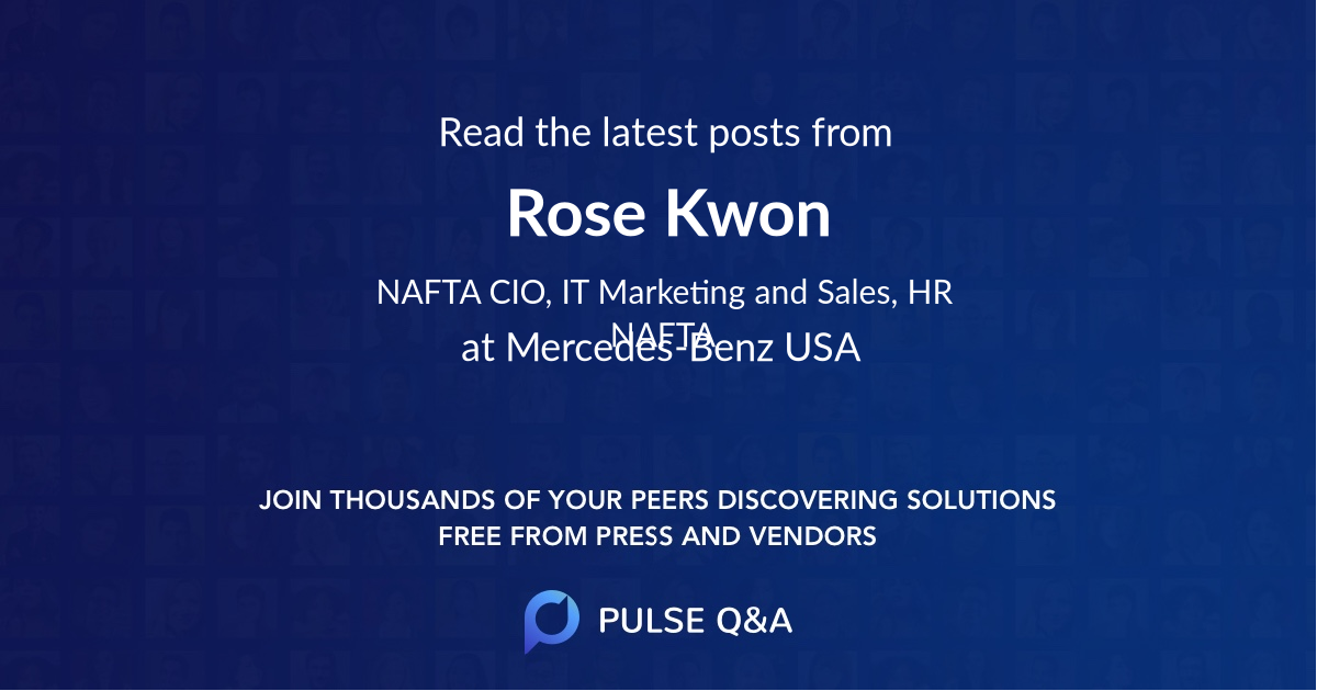 Rose Kwon